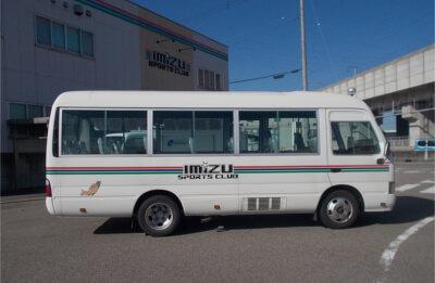 送迎バス運行(小学生以上)