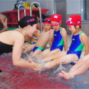 いみずスポーツクラブ 短期水泳教室